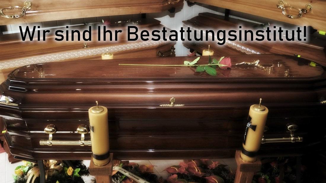 Bestattungsinstitut aus  Dortmund - Kirchlinde, Lütgendortmund, Marten, Nette, Neuasseln, Niederhofen und Mengede, Mengeder Heide, Menglinghausen